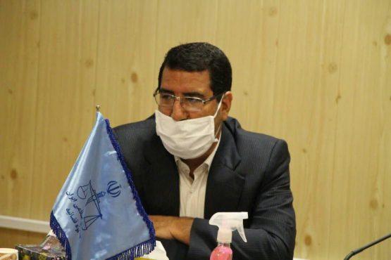 ۷۰ هزار مترمربع به زیربنای دادگستری های استان کرمان افزوده شده است