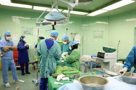 اهدای عضو مرد ۴۱ ساله اناری در بیمارستان رفسنجان