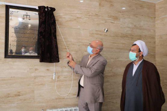 افتتاح ساختمان پزشکی قانونی رفسنجان /گزارش تصویری