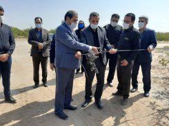چهار طرح جهاد کشاورزی در رفسنجان افتتاح شد / تصاویر