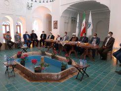 درب خانه حاج آقا علی از امروز بازگشایی شد/ واگذاری بزرگترین خانه خشتی جهان به شهرداری رفسنجان