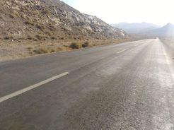 عملیات دوبانده شدن جاده پرخطر رفسنجان به زرند به زودی آغاز می شود