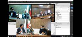 آیین آغاز سال تحصیلی جدید بصورت مجازی در دانشگاه پیام نور رفسنجان برگزار شد