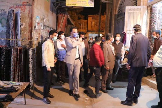 پلمب یک واحد صنفی در رفسنجان به دلیل تهدید علیه بهداشت عمومی / بازار شهرستان تعطیل شد