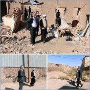 محرومیت حاشیه شهر رفسنجان از آبادانی