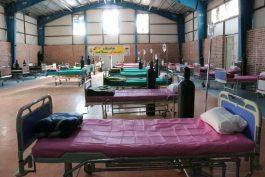 اولین نقاهتگاه بسیج رفسنجان تحویل نظام سلامت شد + تصاویر