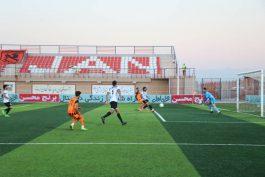اولین برد شیرین تیم فوتبال صنعت مس رفسنجان در لیگ بیستم/ تصاویر