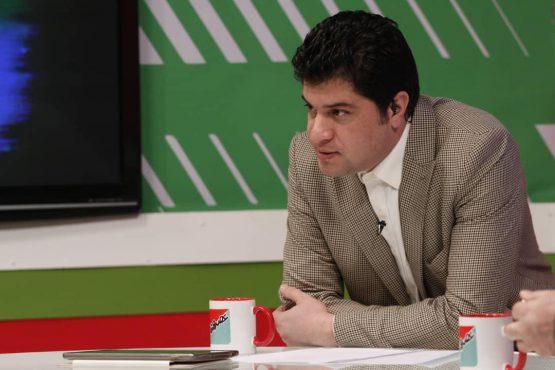 خداحافظی علی رمضانی از اجرا و گزارشگری