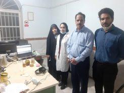 کسب رتبه اول جشنواره جوان خوارزمی توسط دانش آموز منطقه کشکوئیه رفسنجان