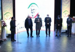 دومین جشنواره تئاتر سردار آسمانی با معرفی آثار برتر به کار خود پایان داد