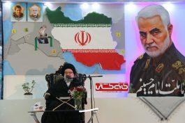 تشییع سردار سلیمانی به دنیا نشان داد که انقلاب اسلامی همچنان زنده است