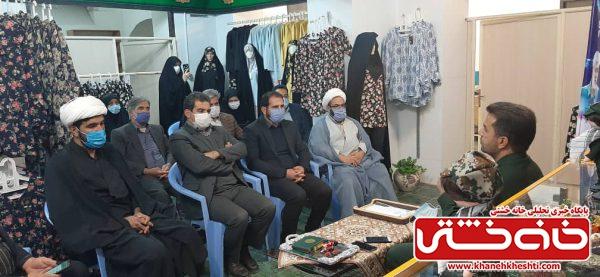 اولین فروشگاه تخصصی پوشاک اسلامی در رفسنجان افتتاح شد