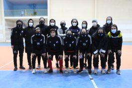 تیم فوتسال بانوان مس رفسنجان تیم یکدست و خوبی است/ فوتسال بانوان در جهان حرف برای گفتن دارند