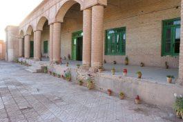 آغاز احیا و بازسازی مدرسه تاریخی روستای فتح آباد در رفسنجان/ این اثر ثبت ملی می شود