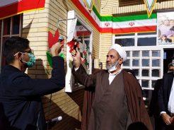 زنگ انقلاب در رفسنجان نواخته شد + تصاویر