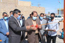 افتتاح طرح های بخش مرکزی رفسنجان در هشتمین روز دهه فجر + تصاویر