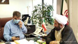 پیگیری مسائل رفسنجان در وزارت کشور