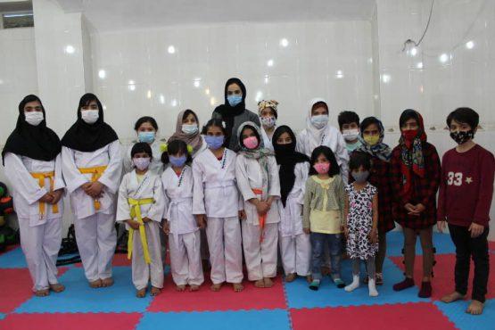 کاراته کاهای ما در سطح کشوری مقام دارند