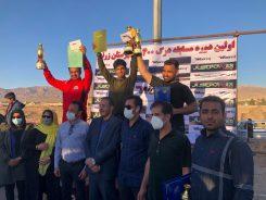 نتایج مسابقه درگ ۴۰۰ متر (شتاب) زرند اعلام شد