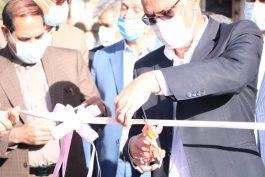 افتتاح پروژه های شهرداری رفسنجان در دهمین روز دهه فجر + تصاویر