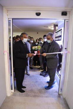 مرکز فناوریهای نوین آموزشی مجتمع مس سرچشمه رفسنجان افتتاح شد