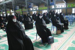 همسران و دختران شهدا در رفسنجان تکریم شدند + تصاویر