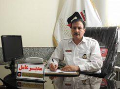 تجهیز سازمان آتش نشانی شهرداری رفسنجان به ایمنی ترین لوازم حفاظت فردی