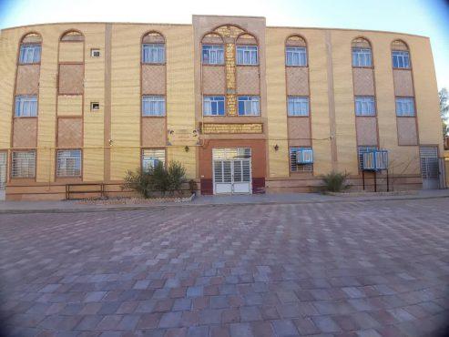 برای معرفی مراکز علمی تربیتی تلاش نکردیم/ ویژگی های و امتیازات حوزه علمیه ریحانه النبی در رفسنجان