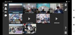 افتتاح ویدئو کنفرانسی طرح های شاخص شهر جوادیه فلاح رفسنجان با حضور رئیس جمهور