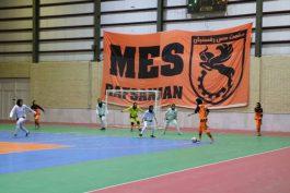 آخرین بازی لیگ بانوان نارنجی پوش مس رفسنجان در خانه+ تصاویر