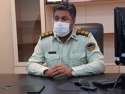 انهدام باند سارقان پسته و طلا در رفسنجان / کاهش ۲۴ درصدی سرقت در یک ماه گذشته