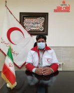 ثبت ۲۵۰ امدادگر در سامانه جمعیت هلال احمر در رفسنجان