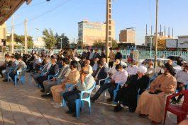 افتتاح ستاد مرکزی آیت الله رئیسی در رفسنجان+ تصاویر