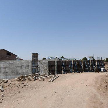 رفسنجان در مسیر تحول/ پیشرفت ۷۰ درصدی پل بلوار زیتون در ۴۸ روز