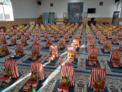 توزیع ۲۵۰ بسته معیشتی توسط نیروی انتظامی رفسنجان بین نیازمندان+ تصاویر