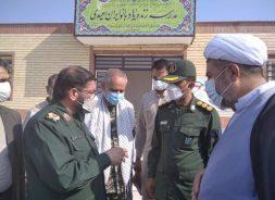 افتتاح ۴۱۴ پروژه محرومیت زدایی توسط سپاه ثارالله استان کرمان/ سپاه در ارائه خدمات نگاه سیاسی، قومی و مذهبی ندارد
