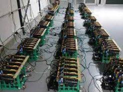جمع آوری مزرعه استخراج ارز دیجیتال از یک منزل در رفسنجان