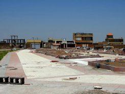 تداوم و تسریع در احداث بوستان خیابان شهید میرافضلی