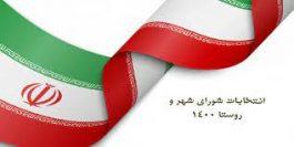 نتایج رسمی شمارش آراء اعضای اصلی و علی البدل ششمین دوره انتخابات شورای اسلامی شهر رفسنجان