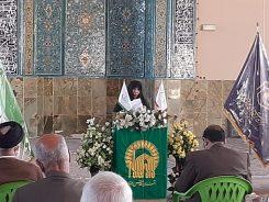 اشتغالزایی ۳۰ نفر در کارگاه تولیدی خیریه حضرت زینب (س) رفسنجان