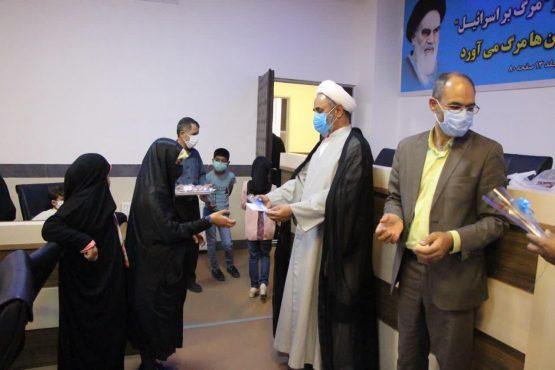 همایش تجلیل از دختران خادمیار رضوی در رفسنجان برگزار شد
