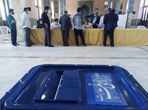 نتایج غیر رسمی شمارش آراء سیزدهمین دوره انتخابات ریاست جمهوری در رفسنجان