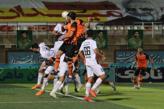 پیروزی مس مقابل پدیده مشهد در خانه+ تصاویر