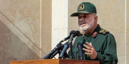 فرمانده کل سپاه برای بازدید و ارزیابی روند خدمت رسانی به مردم وارد خوزستان شد