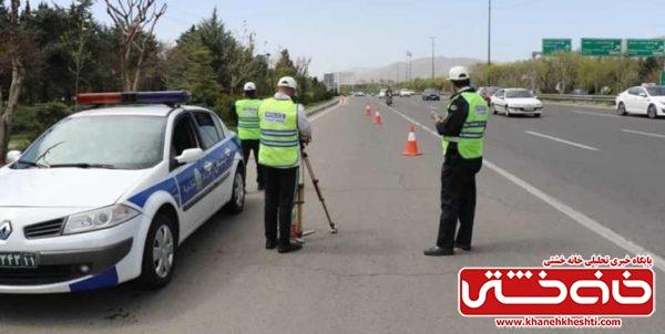 تشدید برخورد با تخلفات حادثهساز در دستور پلیس/ لایی کشی و مارپیچ ممنوع!