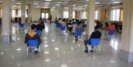 رقابت بیش از ۵۳ هزار داوطلب کنکور ۱۴۰۰ در کرمان