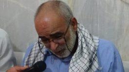 پیکر حاج غلامعباس کدخدایی در زادگاهش آرام گرفت