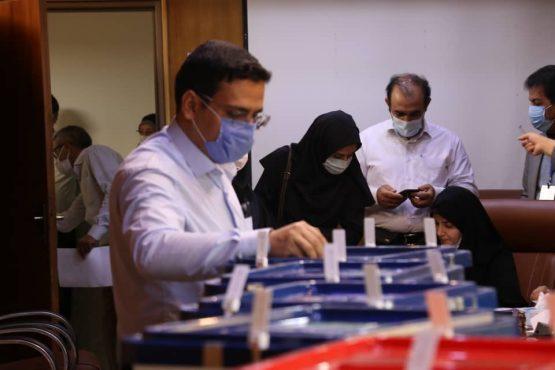 نتایج هشتمین دوره از انتخابات نظام پزشکی شهرستان رفسنجان و پایان رقابت ها