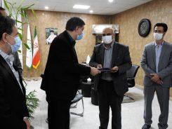 انتصاب رابط هسته گزینش شهرداری رفسنجان