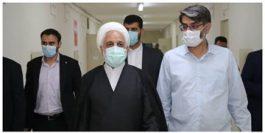 بازدید محسنی اژهای از بندهای امنیتی زندان اوین